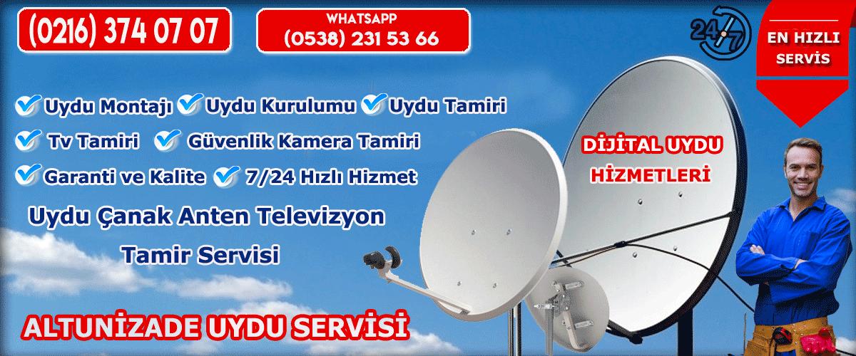 altunizade uydu servisi uydu çanak anten tamir hizmetleri dijitaluydu.org