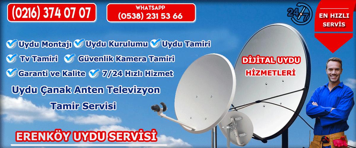 erenköy uydu servisi uydu çanak anten tamir hizmetleri dijitaluydu.org