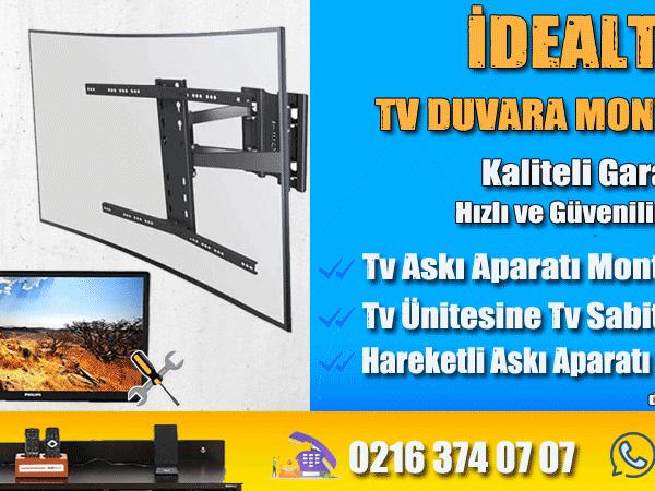 idealtepe televizyon duvara montaj servisi dijitaluydu.org