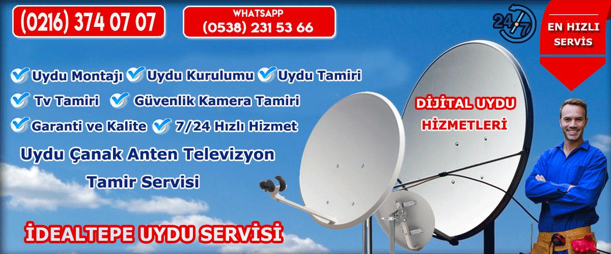 idealtepe uydu servisi uydu çanak anten tamir hizmetleri dijitaluydu.org